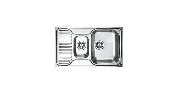 Amazon.com: Teka 30000171 - Fregadero de cocina (acero ...