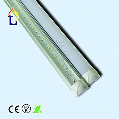 (25 pack) 15W 3ft Kitchen Under Cabinet T8 Integrated LED Tube Light White lighting Fixture Smd2835 Daylight