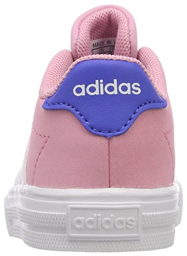 adidas Baby Mädchen Daily 2.0 Sneaker Pink (Light Pink/Footwear White/Hi-Res Blue)