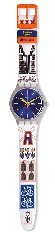Swatch New Gent Destination Amsterdam Special