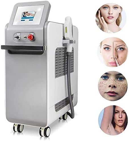 YJF-YSH Facial & Body Permanent Hair Removal Device, 3 In1 Skin Whitening Rejuvenation and Permanent Hair Removal Beauty Device