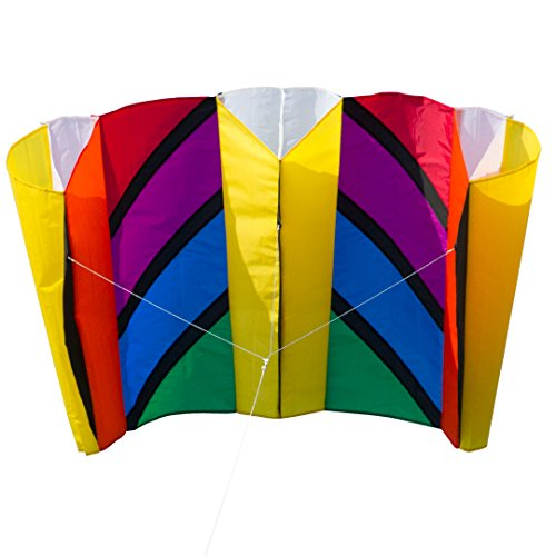 HQ Power Sled Kite (Small 1.0) by HQ Kites and Designs