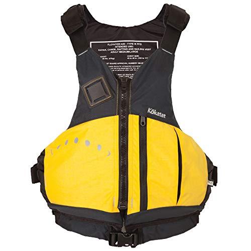 Kokatat UL Aries Yellow PFD Life Vest, X-Large/XX-Large