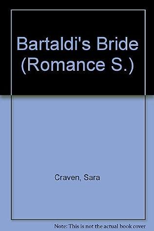 book cover of Bartaldi\'s Bride
