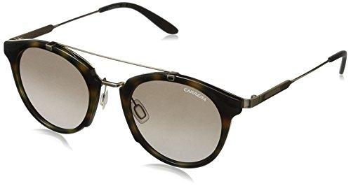 Carrera Men's Ca126s Round Sunglasses Yellow Havana Gold/brown Gradient 49 mm for $<!--$55.33-->