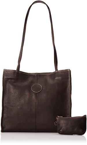 Medium Market Red Chocolate One Bag Piel Leather Size S85vWwqfxn