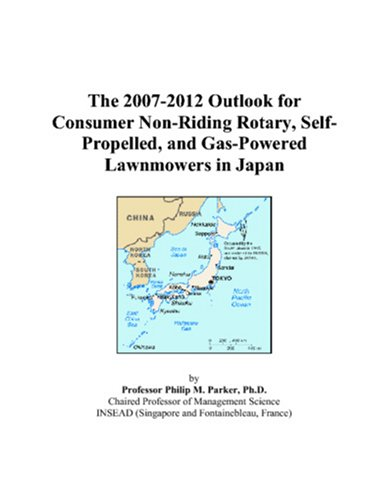 Price comparison product image The 2007-2012 Outlook for Consumer Non-Riding Rotary, Self-Propelled, and Gas-Powered Lawnmowers in Japan