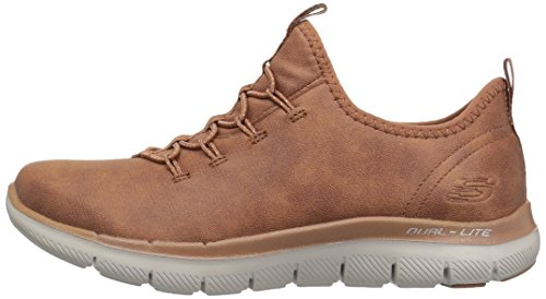 SKECHERS FLEX APPEAL 2.0 -TOP STORY Chestnut