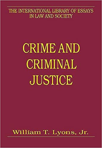 Essays on justice in society