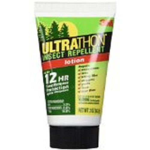 Ultrathon Insect Repellent 2 oz (Pack of 2)