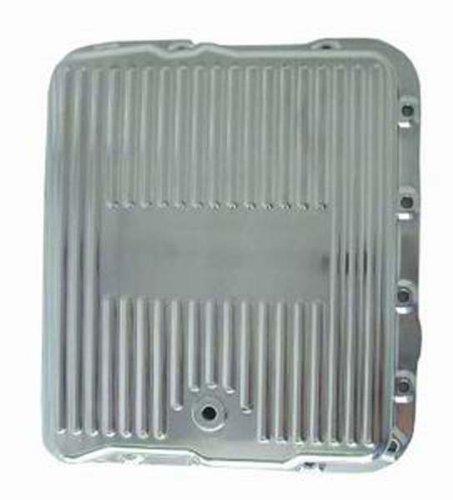 - Racing Power Company R8493 Polished Aluminum Transmission Pan
