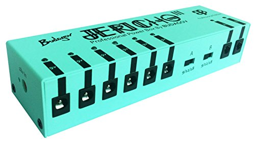 New!!! Jericho-III Guitar Effects Power power adapter with 2000mA Iii Guitar Effects