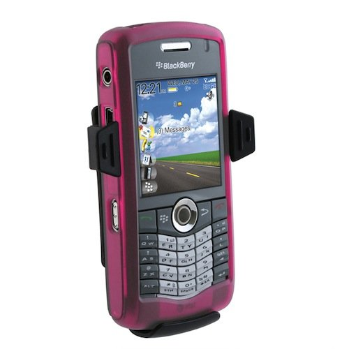 Speck BB8120-PNK-SEE SeeThru Case for BlackBerry - 1 Pack  - Pearl Pink -