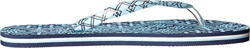 Tiles Cuban Flip Bradley Women's Vera Flops w4qZf1