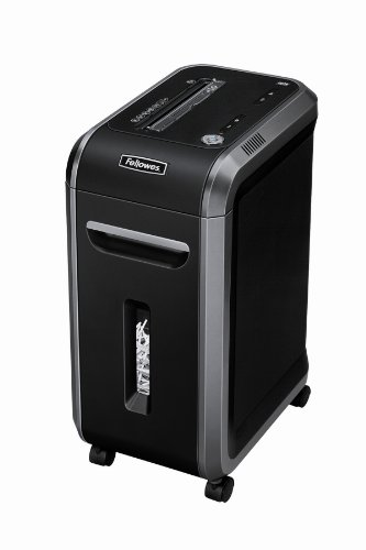 Fellowes Powershred 90S 18-Sheet Strip-Cut Paper and Cred...