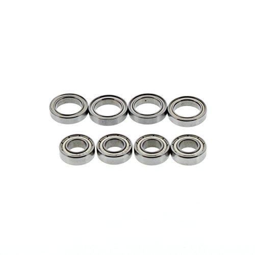 Arrma Nero BLX 1/8: Ball Bearings, 12x8x4mm & 8x16x5mm