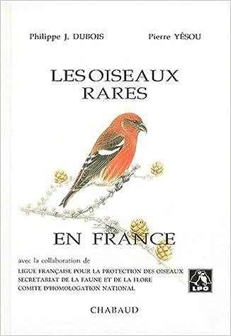 Livres Les oiseaux rares en France pdf, epub ebook