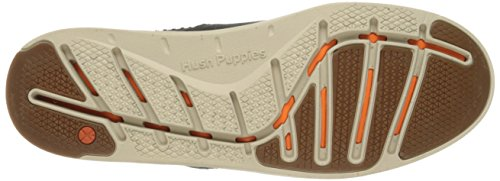 Hush Puppies Mens Lui Genie Slip-on Loafer Zwart