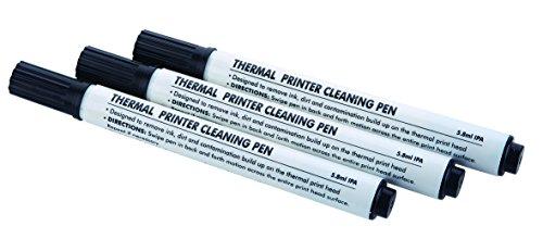 Print Head Cleaning Pen for Evolis Printer ACL005, zebra Printer, id card Printer, Pack of 3 pcs