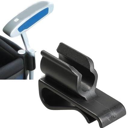 Amazon.com: Vktech – Bolsa de golf Clip en Putter Clamp ...