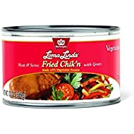 Loma Linda Fried Chik'n with Gravy - 13 oz. (Pack of 8)