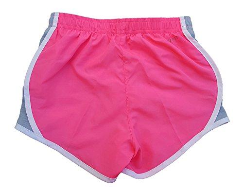 Nike 3.5 Girls Tempo Pantaloncini Da Corsa Iper Rosa