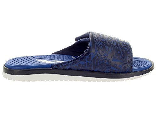 Sandalo Adidas Performance Mens Camouflage Sandal Midnight Indigo / Bianco / Collegiate Royal
