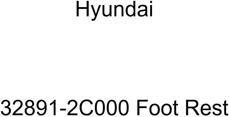HYUNDAI Genuine 32891-2C000 Foot Rest