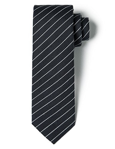 Origin Ties Handmade Silk Tie Men's Pencil Striped 2.25