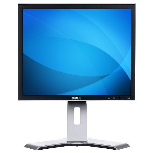 Dell 1908FP UltraSharp Black 19-inch Flat Panel Monitor 1280X1024 with Height Adjustable Stand