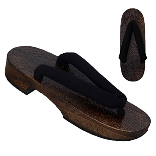 Shoes Ez Sandals wood Sole Narrow Sole Blue sofei Geta Clog Japanese Wooden Women's Traditional Color IapaTx