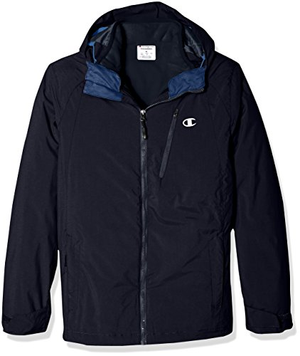 Champion Men's Technical Ripstop with Puffy 3-in-1 Winter...