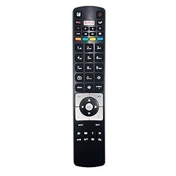 hitachi tv remote. genuine rc5118 / rc-5118 tv remote control for specific hitachi models tv g