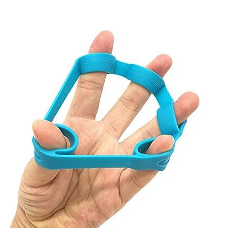 renfor/çateurs de doigt de guitare et escalade Entra/îneur de force pour lexercice davant-bras 1pcs Finger Stretcher