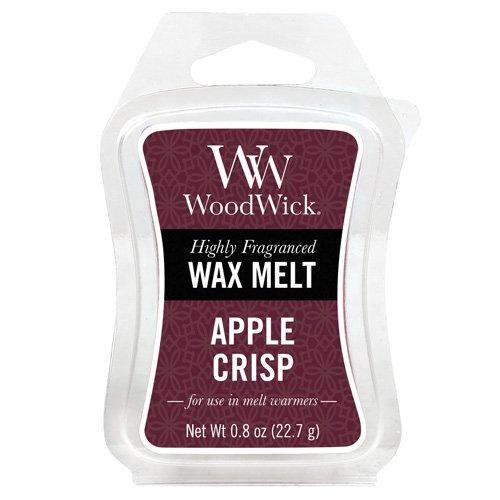 Woodwick Mini Wax Melt Apple Crisp, Red 57266