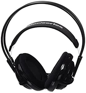 SteelSeries  04G170035910 Siberia V1- Auriculares Gaming (PS3), negro