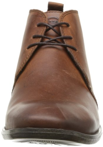 Base London Cumin - Zapatos de cuero para hombre Marrón (Marron (Tan Waxy))