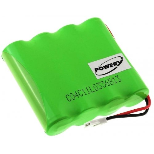 Batterie pour Moniteur pour Bébé Schaub Lorenz de Type T415, 4,8V, NiMH [ Batterie pour Babyphone ] POWERY 1.77.SLO.999.1