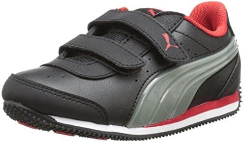 PUMA Kids Speed Light Up V Inf Sneaker (ToddlerLittle Kid
