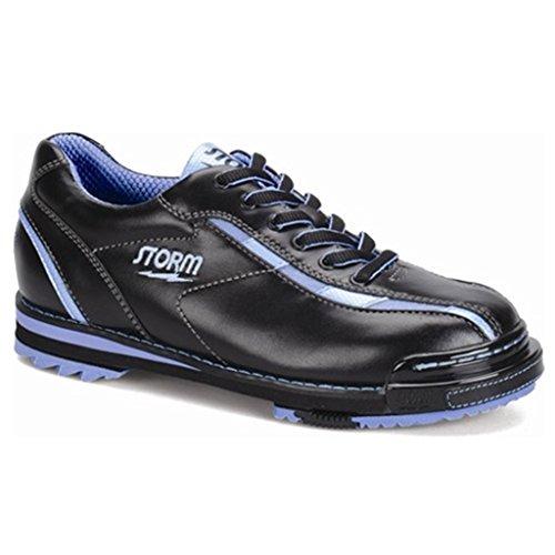 Storm Womens SP 603 Bowling Shoes (7 1/2 M US, Black/Blue) by Storm