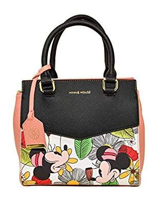 Loungefly Minnie Mouse Flowers Crossbody Bag