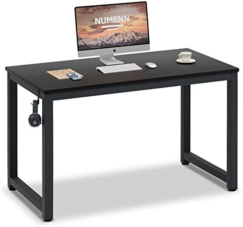 Computer Desk 47″ Modern Office Desk