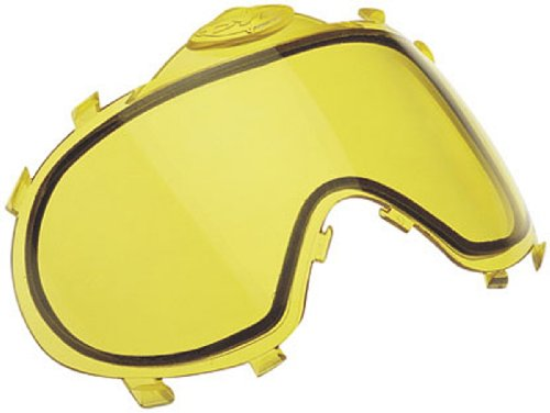 Dye Paintball i3 Invision Goggle Thermal Replacement Lens - Yellow