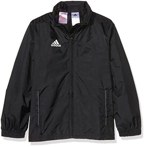 adidas Kinder Jacke/Anoraks Coref rai jkty, schwarz/Weiß, 140, M35321