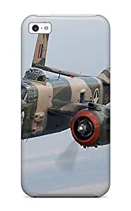 For Iphone 5c Protector Case North American B25j Mitchell Bj Man Made Aircraft Phone Cover