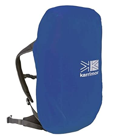 Karrimor Rucksack Rain Bag Cover Blue: Amazon.