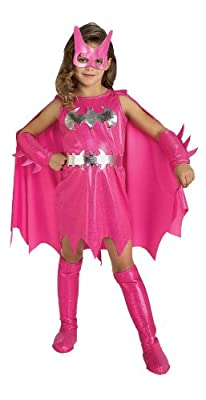 Dc Comics Batgirl Childs Costume Size Small from Rubies
