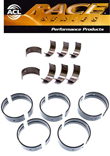 (ACL Race Connecting Rod & Main Bearings compatible with Honda S2000 F20C1 F22C1 DOHC STD)
