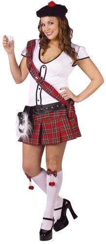 Scottie Hottie Adult Costume - Plus Size 1X/2X -