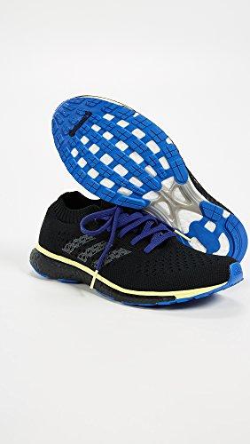 Adidas Adizero Prime Boost Kolor Sneakers Para Mujer Negro / Gris / Amarillo Congelado